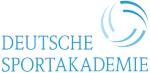Logo und Schriftzug der Deutschen Sportakademie